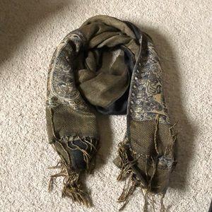 Pashmina scarf!